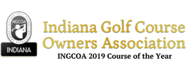 Indiana Golf Course Owners Association INGCOA 2019 Course of the Year